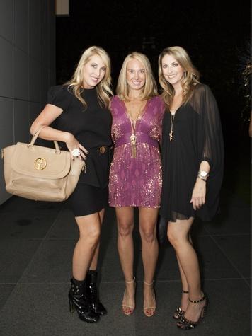 Brenda Barvais, Beth Holman, Victoria Snee