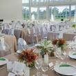 Pavilion dinner setting at the Hermann Park Centennial Gardens inaugural dinner October 2014