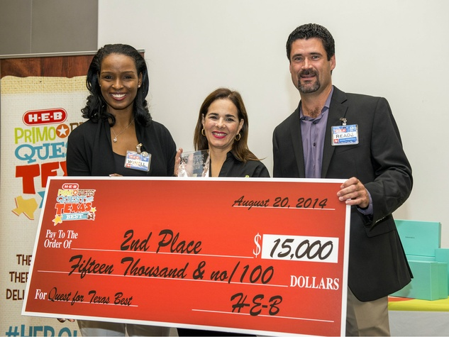 HEB Primo Picks Winners Pilar Gonzalez Habibi Gourmet