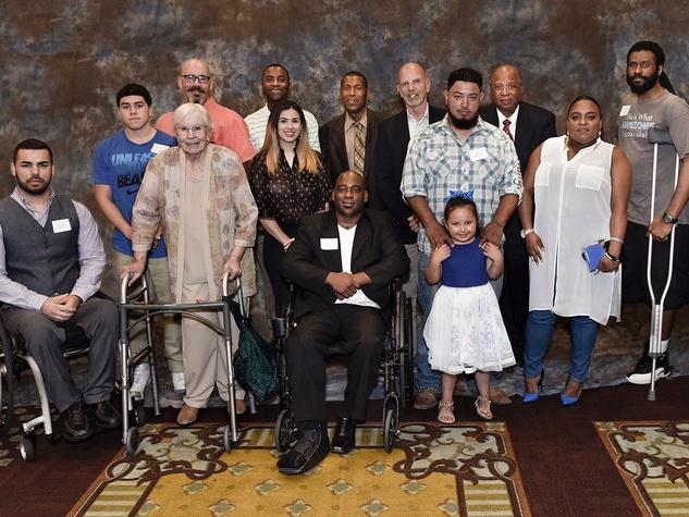 Harris Health Celebration of Trauma Survivors