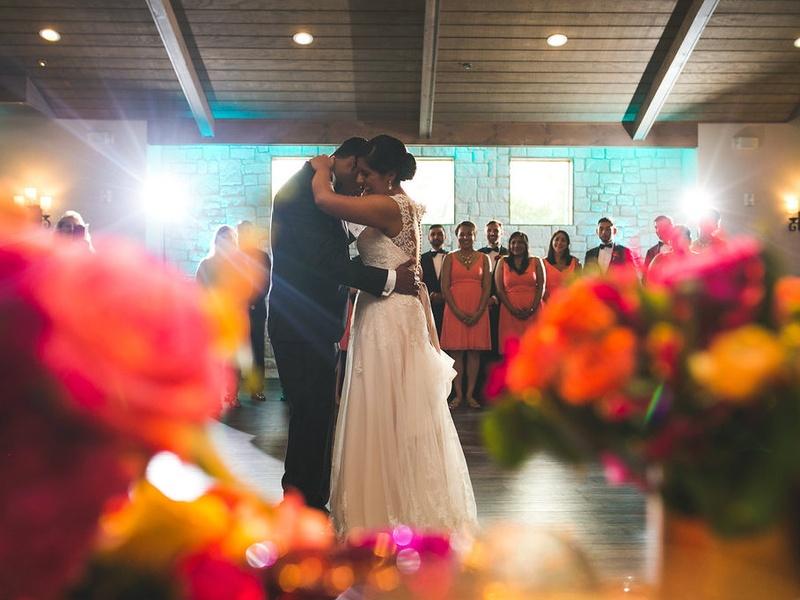 Siddiqui wedding, kiss, Real Weddings 2017