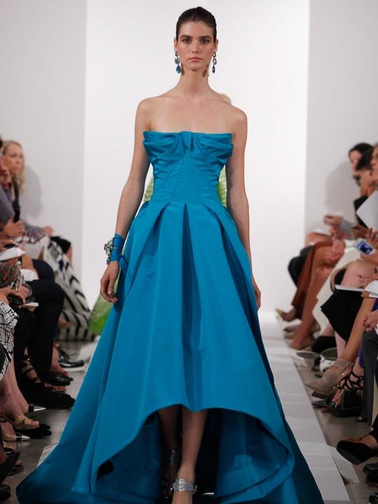 Fashion Week spring summer 2014 Oscar de la Renta Look 41