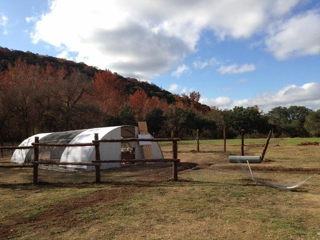 Travaasa Farm structure