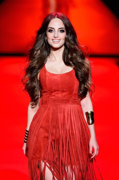 27 Clifford New York Fashion Week Fall 2015 Go Red for Women February 2015 Alexa Ray Joel