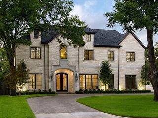 6019 Prestonshire Lane house for sale Dallas