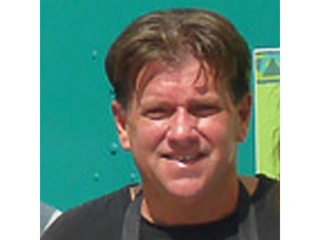 No Borders taco truck Sylvia Casares Sylvia's Enchilada Kitchen ex-boyfriend Michael Warren head shot