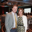 Scott and Gina Luther at the College of Biblical Studies Rising Star Dinner May 2014