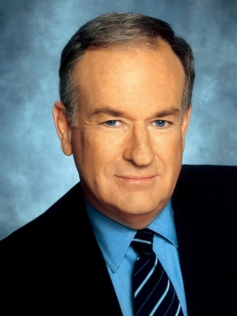 Bill O&#39;Reilly, head shot