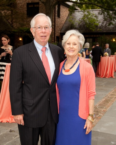 Houston, Junior League Legacy Salute, May 2015, Henry and Judy Sauer