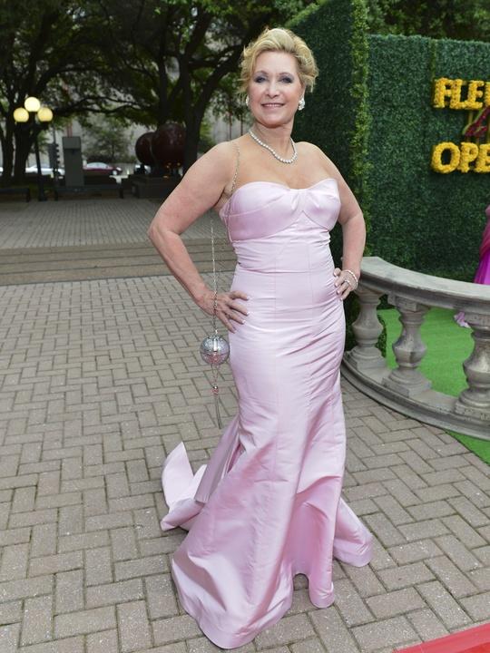 1 Carol Lynn - Monique Lhuillier at the Opera Ball April 2014