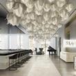 Saks Fifth Avenue Galleria store rendering restaurant
