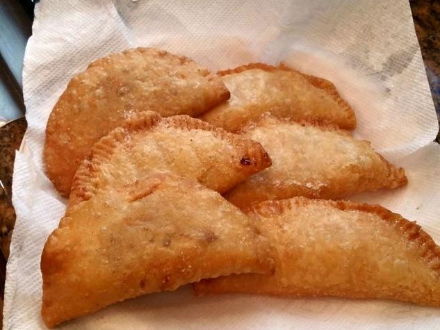 Blythe's Bistro fried pies