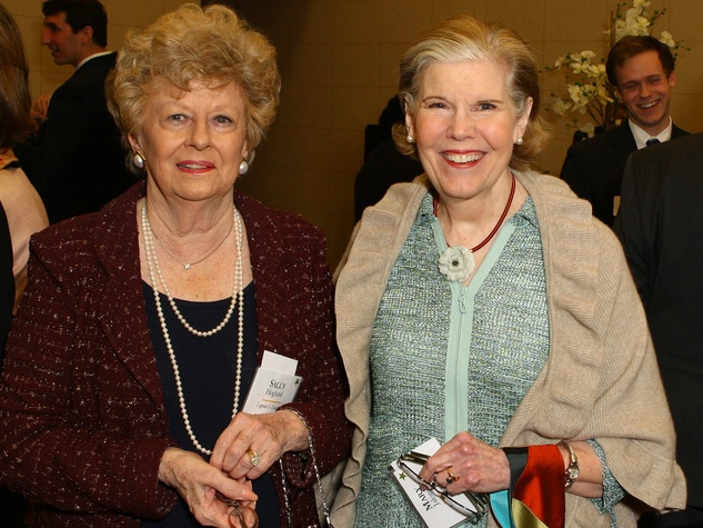Sally Hoglund, Mary Jalonick, VNA Legends and Leaders