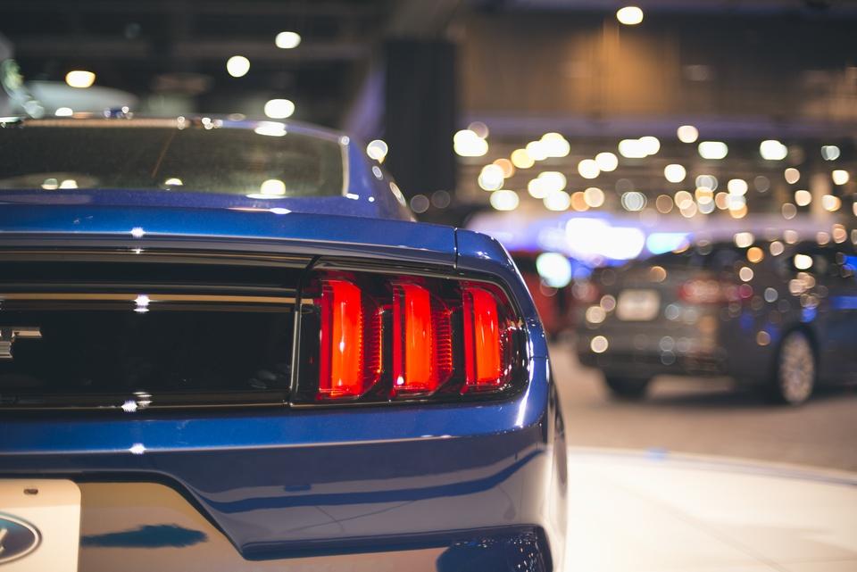 Ford,2014 Houston Auto Show