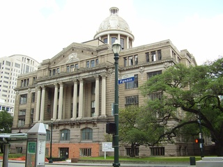 Harris County Courthouse, 1910