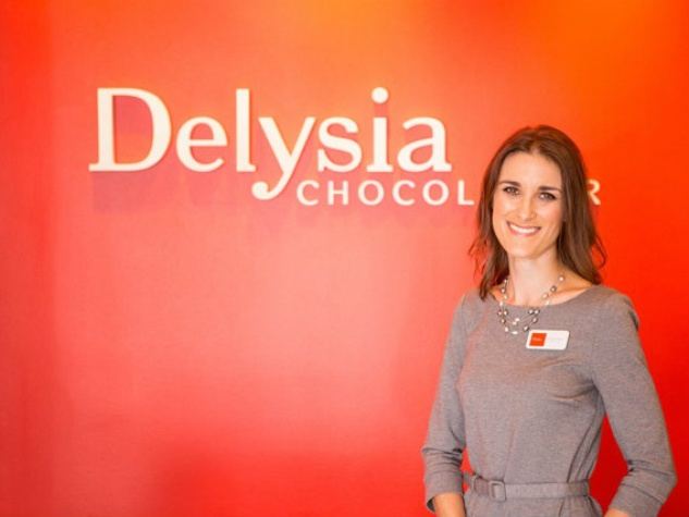 Delysia Chocolatier Nicole Patel