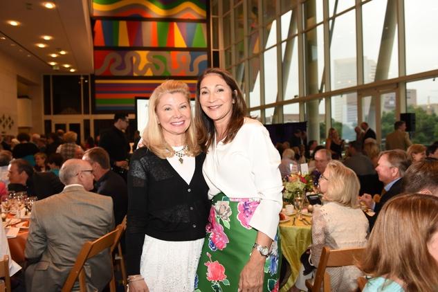 News, Shelby, Casa de Esperanza dinner, April 2015, Cindy Stewart, Soraya McClelland