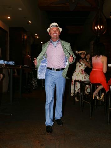 Austin Influential Group Derby Day at Ten Oak Ross Bennett Collection