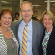 News, Shelby, Blue Bird Circle endowed chair, October 2014, Gwen Wilkinson, Dr.Charles Gay, Karen Wilkinson