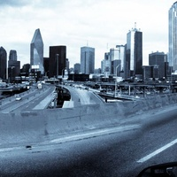downtown dallas traffic