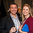 4 Steve and Sarah Sprengnether at The Periwinkle Foundation's Iron Sommelier October 2014