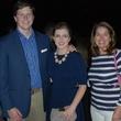 Ryan Sullivan, John Wallach, Sarah Wallach, Michelle Mullins, LPJC Yacht Party