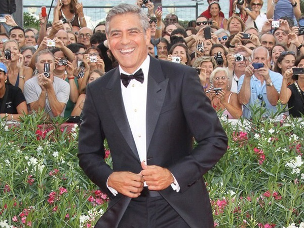 News_George Clooney_Venice Film Festival