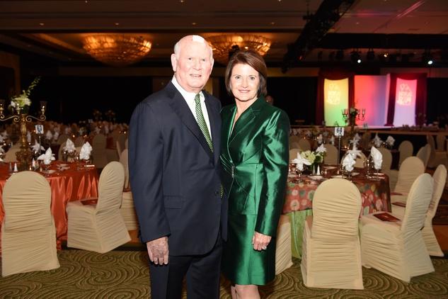 Nora's Home Gala 2015 Tom and Anita Richards
