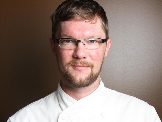 Chef Jason White Museum Park Cafe head shot December 2014