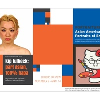 Art opening reception: <i>Portraiture Now: Asian American Portraits of Encounter </i>and <i>kip fulbeck: part Asian, 100% hapa </i>