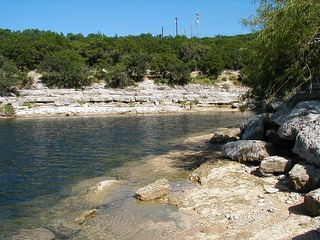 Austin photo: Places_Outdoors_Hippie Hollow_Beach