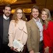 Bo's Place Luncheon, Feb. 2016, Davis Rushing, Katie Rushing, Ryan McCord, Devin McCord