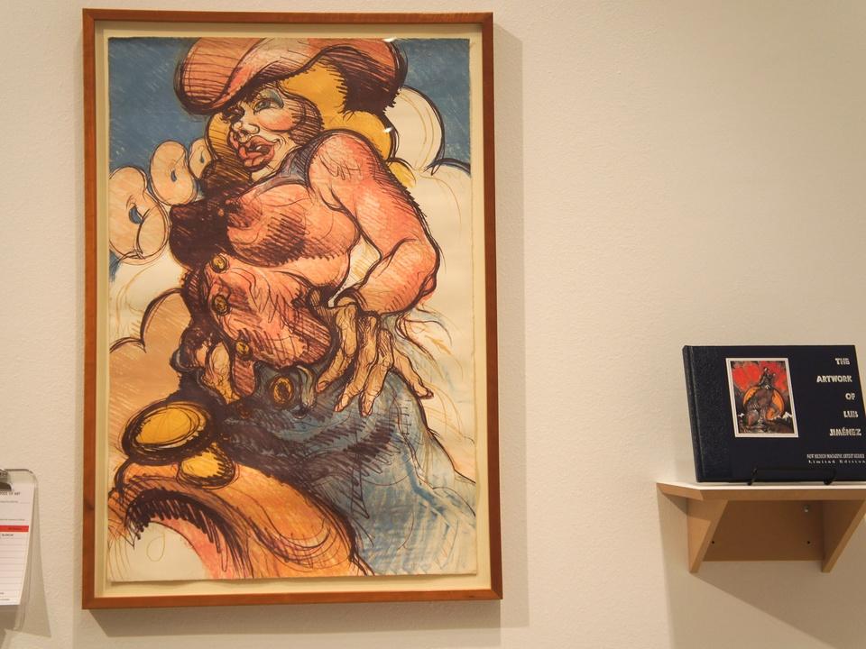 UH Dollars for Scholars art auction April 2013