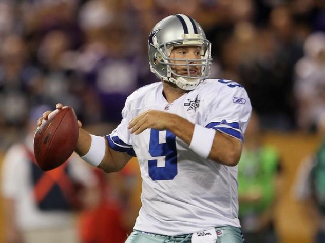 News_Tony Romo_Dallas_football player