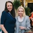 0002, CAC kick-off party, March 2013, Elaine Stolte, Karen Turner-Smith