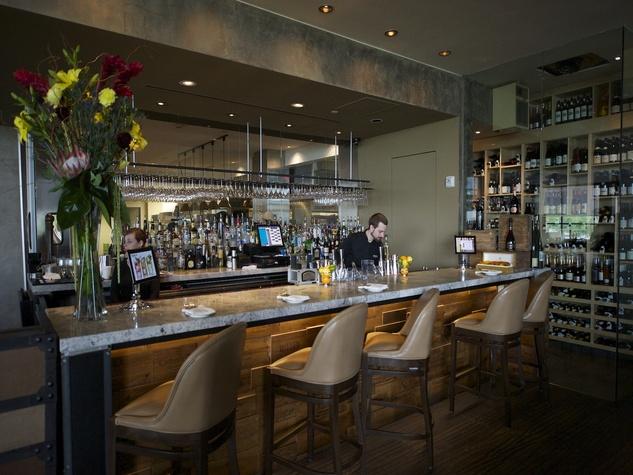 Table Restaurant Interior