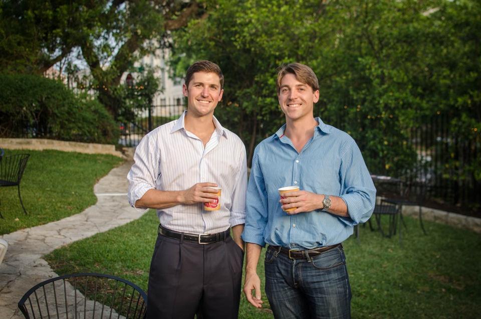 Charitybash Benefit Joey Leak and Chad Sakonchick