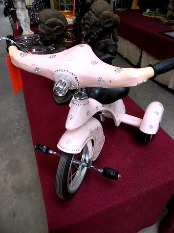 Michael Brown auction trike
