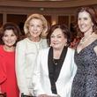 Salvation Army Reflections on Style, 4/16  Linda McREynolds, Elise Joseph, Rose Bullen, Phoebe Tudor
