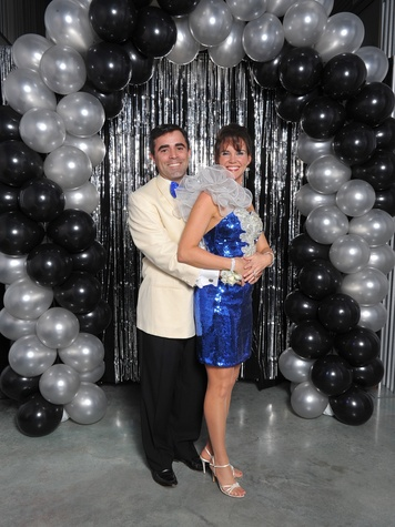 6 Brian and Shannon Wing at The Woodlands Pavilion Prom February 2014