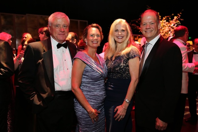 Tuts Gala 2015 Becky & Bart McAndrews and Amy & Rob Pierce