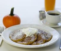 Original Pancake House, pumpkin pancakes