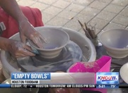 Empty Bowls Houston Food Bank CultureMap Moment ceramics