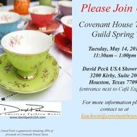 "Covenant House Texas Guild's ""Spring Tea"""