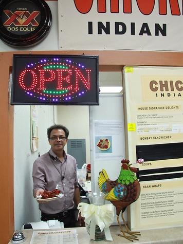 Immie Shaikh Chicken Lollypop North Austin