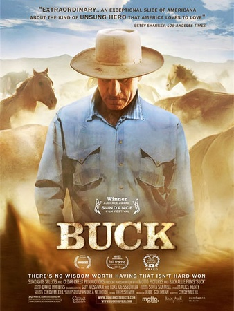 News_Buck Brannaman_Buck_movie poster