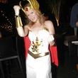 2 Carey Kirkpatrick at Hotel ZaZa's Halloween party October 2013