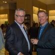 M Penner Magazine launch party April 2013 Vernon Walling, John Dazey