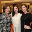 22 Nancy Levicki, from left, Sylvia Forsythe and Lauren Levicki at the Galveston Mardi Gras gown preview January 2014