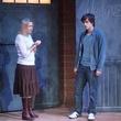 Kim Tobin and Matt Lents in Stark Naked Theatre's production of Body Awareness